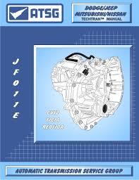 amazon com atsg jatco jf011e cvt automatic transmission repair