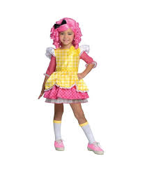 lalaloopsy tv show crumbs sugar cookie girls halloween costume