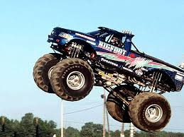 Monster Truck Bigfoot Http Bestnewtrucks Net Monster Truck