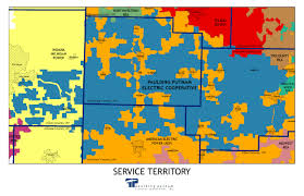 Van Wert Ohio Map by Territory And Outage Maps Paulding Putnam Electric Cooperative