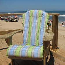 Deep Seat Patio Chair Cushions Furniture Enchanting Adirondack Chair Cushions For Cozy Outdoor