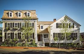 Nantucket Style Homes by An Exclusive First Look At Greydon House Roman And Williams U0027s