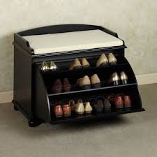Shoe Storage Furniture by Shoe Storage Cabinet With Seat Images Home Design Amazing Simple