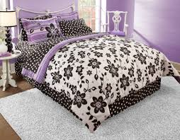 Lavender Rugs For Girls Bedrooms Bedroom Outstanding Black White Purple Bedroom Decoration With