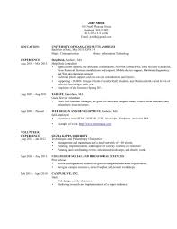 Resume Template For Customer Service  resume template customer     happytom co