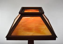 Stickley Floor Lamp Arts And Crafts Table Lamps Campernel Designs
