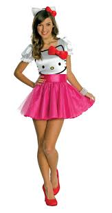 Cookie Monster Halloween Costumes by Best 25 Hello Kitty Costume Ideas On Pinterest Hello Kitty