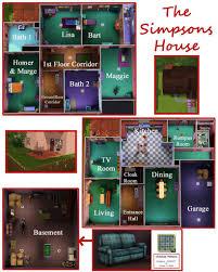 simpson house plan house interior