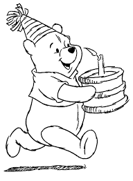 spongebob happy birthday coloring pages scooby having birthday coloring page animal pages of