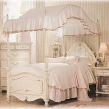 Antique White Youth Bedroom Furniture Canopy Beds For Girls Kids Furniture Ideas Inspirations Of