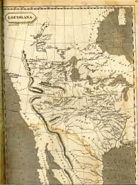 University of South Carolina Libraries   Rare Books and Special     University of South Carolina Libraries   Rare Books and Special     The Louisiana Purchase  IV  the Scale of the New Territory