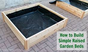 Planning A Raised Bed Vegetable Garden by Gorgeous Raised Bed Planter Box Plans Build Your Own Raised Beds
