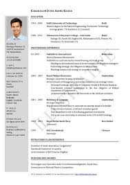 Sample Resume For Customer Service Representative Telecommunications by Resume Official Format Of Cv Marketing Experience Cv Resume New