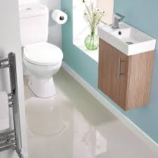 compact small vanity units basin sink storage bathroom wall hung