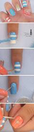 23 easy summer nail art for short nails blupla