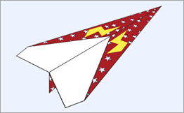 Activities   How Things Fly How Things Fly   Smithsonian Create Your Own Paper Airplane