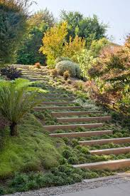 garden rockery ideas best 25 sloped garden ideas on pinterest sloping garden hill
