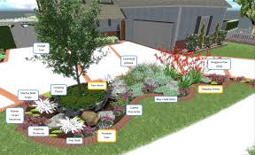 mediterranean and tropical landscape zone 8 9 residential plan