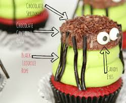 oreo spider cupcakes confessions of a cookbook queen