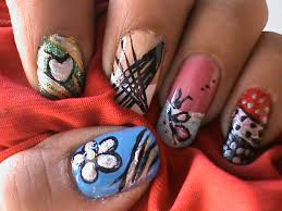easy nail art step by step for beginners easy nail art