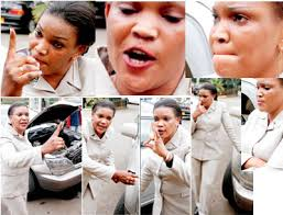 Joyce Akinyi in a fighting mood after Holywood style dramatic chase of her husband, Antony Chinedu in Nairobi earlt this month. Now, the Nigerian has won ... - akinyi_nigerian_lover_chase