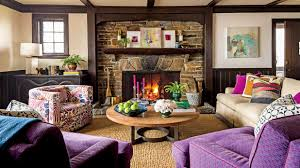 Jewel Tone Living Room Decor 13 Achievable Ideas Inspired By A 1926 Tudor Southern Living