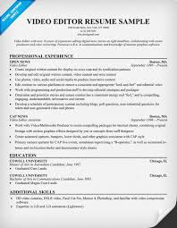 Graphic Designer Resume Sample by Download Editor Resume Haadyaooverbayresort Com