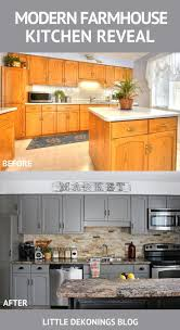 best ideas about refacing kitchen cabinets pinterest our kitchen cabinet makeover painting cabinets greykitchen paintedfarmhouse