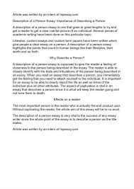 descriptive essay help Pinterest Examples On How To Write An Essay Writing Essay Introduction