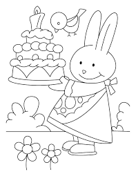 spongebob happy birthday coloring pages today is my birthday coloring pages download free today is my