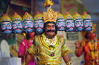 face of ravan
