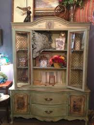 tattered elegance so elegant vintage china cabinet china