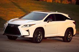 lexus rx400h crossover lexus rx can its legions of fans be wrong wsj