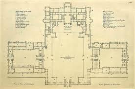 general floor plan of blenheim palace england blenheim palace
