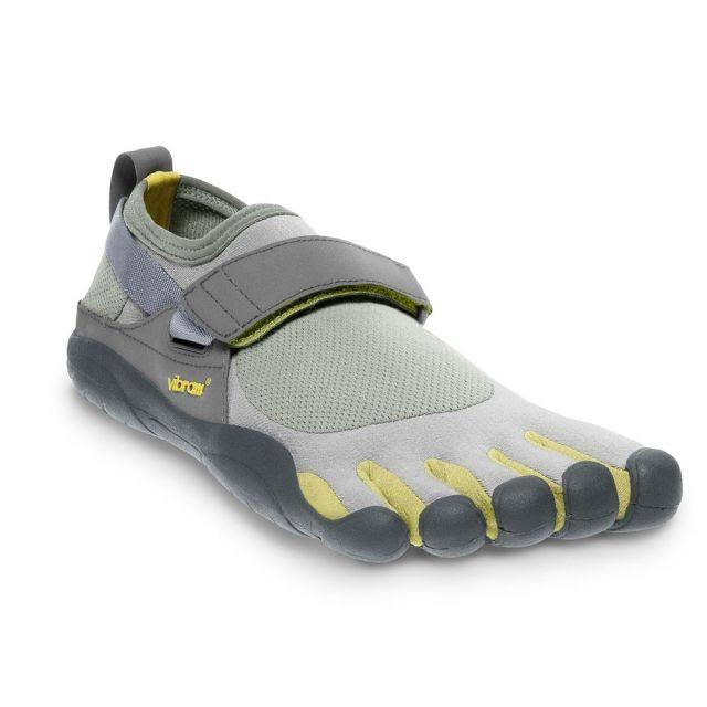 Vibram FiveFingers KSO Camp Shoes Grey/Palm/Clay 48 EU M14548