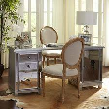 Mirrored Desk Target by Hayworth Furniture Collection Pier 1 Imports