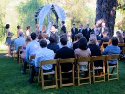Wedding Backyard Reception Ideas by How To Have A Backyard Wedding Ideas And Planning Advice