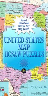 Unite States Map by United States Map Jigsaw Puzzle Jigsaw Puzzles For Adults