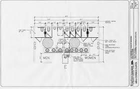 Ada Home Floor Plans by Public Bathroom Designs Zamp Co