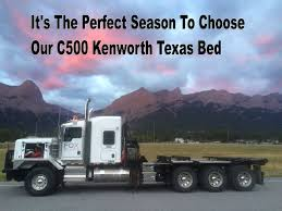 kenworth c500 it u0027s the perfect season to choose our c500 kenworth texas bed