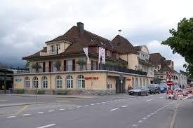 Spiez railway station