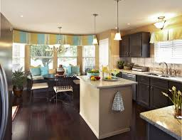 interesting colour combination in small room and kitchen ideas new