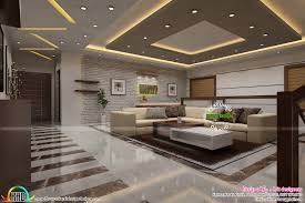 most modern kerala living room interior kerala home design