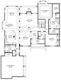 open concept ranch home floor plans gallery and 4 bedroom plan