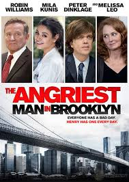 Ver Pelicula The Angriest Man In Brooklyn
