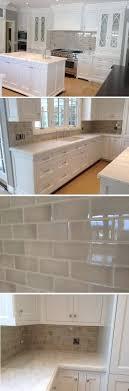 Best  Glass Tile Backsplash Ideas On Pinterest Glass Subway - Crackle subway tile backsplash