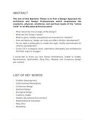 Anna Zabezsinszkij          BA Dissertation Thesis
