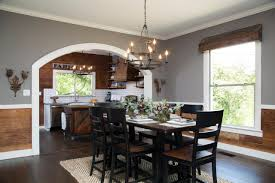 Dining Room Table Pictures Fixer Upper A Craftsman Remodel For Coffeehouse Owners Joanna