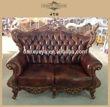 red leather recliner sofa luxury hand carved sofa set buy hand