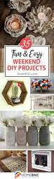 Diy Home Projects by 35 Best Weekend Diy Home Decor Projects Ideas And Designs For 2017